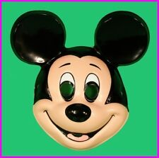 MICKEY MOUSE Walt DISNEY Adult COSTUME MASK by Ben Cooper Vintage 52821 NEW