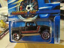 Hot Wheels Hummer H3T #168 Black