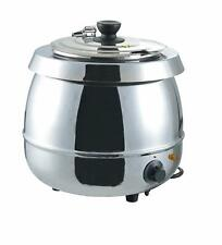 More details for 10l silver electric soup kettle