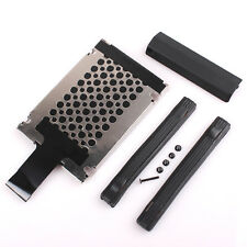 1pcs New HDD Hard Drive Cover Caddy Rails Set For IBM/LENOVO Thinkpad T420 T420i