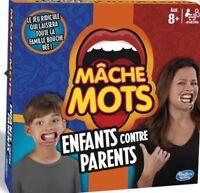 Mâche Mots Enfants Contre Parents Réf Kg31