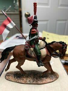Trooper, 1st Regiment Duchy of Berg Chevaulegers, 1812