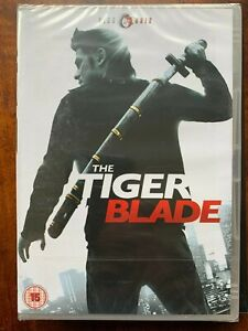 Tiger Blade DVD 2005 Thai Martial Arts Movie on the CineAsia Label BNIB