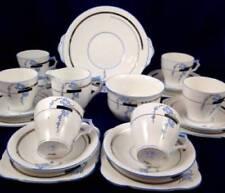 Tea Sets Vintage Original Art Deco Date-Lined Ceramics
