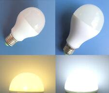 75W/100W Equivalent E27 LED Light 7W/9W Globe bulb White/Warm12~24V/85~265V O