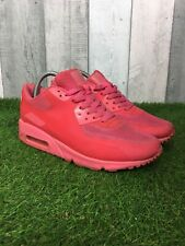 Nike Air Max 90 Hyperfuse Fluorescent Pink Womens Size UK 6