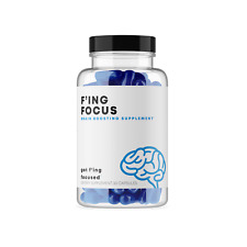 Focus + Brain Boosting Nootropic Supplement - Limitless Pill