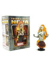 Bowen Designs Frankie Raye Nova Mini Bust Marvel Sample 2203/2500 New In Box