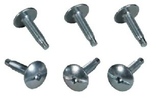 Square D, 6 Pack Load Center Cover Screw