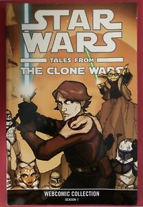 Star Wars: Tales From The Clone Wars (2010) - Trade Paperback - Dark Horse