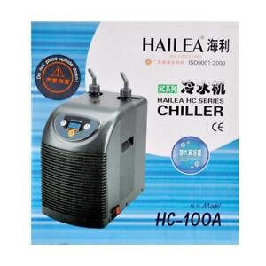 Hailea Nutrient Reservoir Water Chiller HC-100A - 50-200L Tank Chiller 1000L/Hr