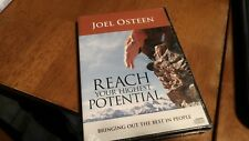 JOEL OSTEEN REACH YOUR HIGHEST POTENTIAL BRINGING OUT THE BEST IN PEOPLE NEW CD