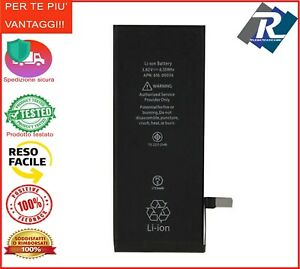 Batteria Compatibile per Apple iPhone 6S - 6 S 1715 mAh  sostituisce originale