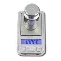 0.01gx200g/500g Mini LCD Ultrathin Pocket Digital Scale Gram Electronic Scales