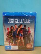 Justice League Movie Blu Ray