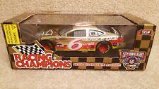 1998 Racing Champions 1:24 Gold NASCAR Mark Martin Eagle One Ford Taurus #6