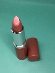 Clinique Pop Lip colour+ primer  01 Nude Pop Travel size Lipstick round case New