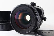 [B- Good] Canon TS-E 45mm f/2.8 Tilt Shift Lens for EOS w/Hood From JAPAN R4964