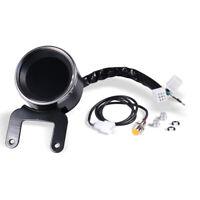 Custom 12V Motorcycle LCD Digital Odometer Speedometer Tachometer Fuel Gauge ATV