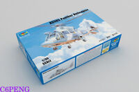 Trumpeter 05108 1/35 AS-565 Panther Helicopter hot