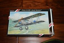 """New Special Hobby 1/48 Scale Pfalz D.XII """"Early Version"""" Model Airplane kit"""