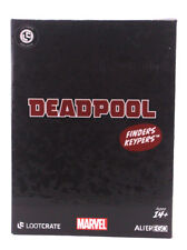 Deadpool Finders Keypers Statue Loot Crate Exclusive Marvel X-Force Alter Ego