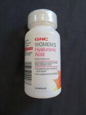 GNC Women's Hyaluronic Acid Sky Hydration & Repair 30 Capsules @7