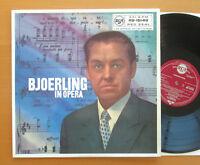 RB 16149 Bjoerling In Opera Jussi Bjoerling NEAR MINT RCA ED1 Mono