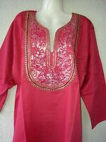 Salwar Kameez Kurti Bluse Kurta Anarkali Indisches Kleid Bollywood Tunika XXL