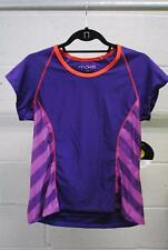 Moxie Color Block Tee Women s Cycling Top Iris Violet Coral XL New caa20fc9c