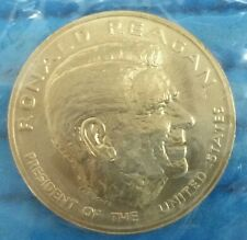President Ronald Reagan Bronze Medallion by US Mint