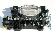 MARINE CARBURETOR WEBER 4 BBL REPLACES 9665S V8 5.7 MERCRUISER ELECTRIC CHOKE