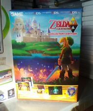 Zelda a link between worlds collector's edition nintendo 3ds pal nuovo