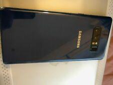 Samsung Galaxy Note8 Dual SIM Blue F Unlocked Immaculate
