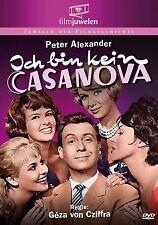 Ich bin kein Casanova - mit Peter Alexander, Gerlinde Locker - Filmjuwelen DVD