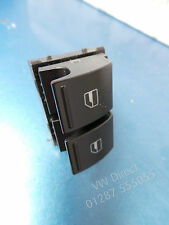 Genuine VW Beetle Convertible Cabriolet Driver Side Front Electric Window Switch