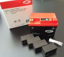 Lithium-ion Batterie ytz7s, HONDA CBR 125, jc39, Année de construction 09-10, CBR 400 rr nc29