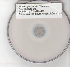 (DQ157) White Light Parade, Wake Up - DJ DVD