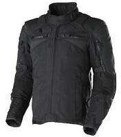Men's Textile Motorbike Motorcycle Jacket Reissa Waterproof CE Armours All sizes