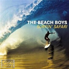 THE BEACH BOYS - SURFIN' SAFARI (NEW SEALED CD) ORIGINAL RECORDING