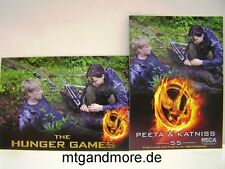 The Hunger Games Movie Trading Card - 1x #055 Peeta & Katniss