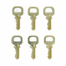 Louis Vuitton Padlock spare key 1 piece 300 - 347 number from TOKYO JAPAN