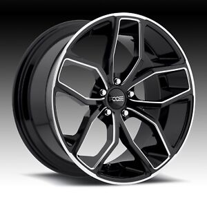 CPP Foose F150 Outkast wheels 20x8.5 fits: CHEVY CAMARO LS LT SS 2010 & UP