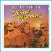 Bette Midler Divine Madness New Factory Sealed Record Atlantic SD 16022