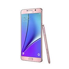 Samsung Galaxy Note5 N920N- 32GB - Pink (Unlocked) good condition. Full ACC.