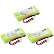 3 NEW Home Phone Rechargeable Battery for AT&T/Lucent BT-8001 BT-8300 1,200+SOLD