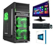 Gamer PC Komplett-Set AMD AMD A10 7870K 4X4,1 GHz - AMD Radeon R7 - Gaming Turbo