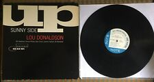 1960 Lou Donaldson Sunny Side Up BLP 4036 Mono 47 W 63 Blue Note LP FILLER COPY