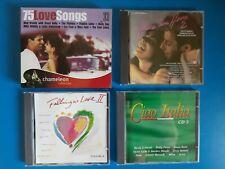 Konvolut 6 x Musik CD Kuschel Schlager beste Love Song Sampler div Interpreten