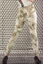 Legging collant Sanselle femme effet délavé vert taille unique